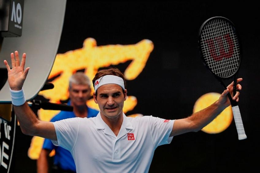 Roger Federer draws perfect player, picks Rafael Nadal for the best volley