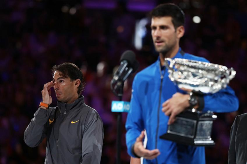 'Rafael Nadal did not know what to do against Djokovic' - Former player