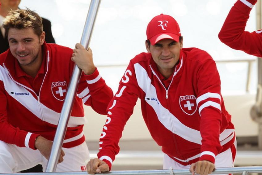 Davis Cup Preview: Roger Federer and Stan Wawrinka will not play vs Russia