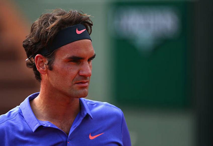 Roger Federer can't win the French Open, says Mats Wilander