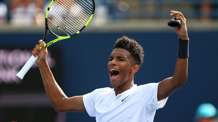 Felix Auger-Aliassime extremely excited about making Davis Cup debut