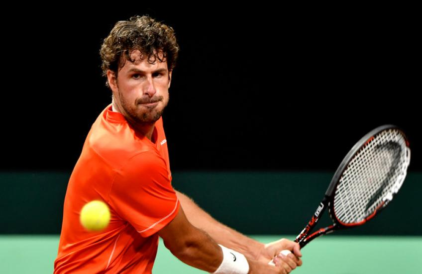 Robin Haase recalls his Davis Cup debut loss suffered to Tomas Berdych
