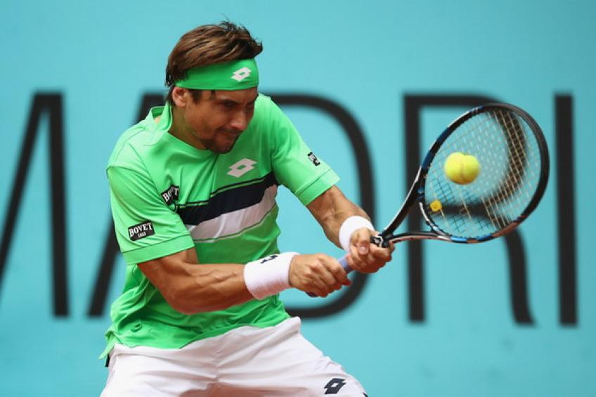 David Ferrer to end tennis journey in Madrid after receiving a wild card