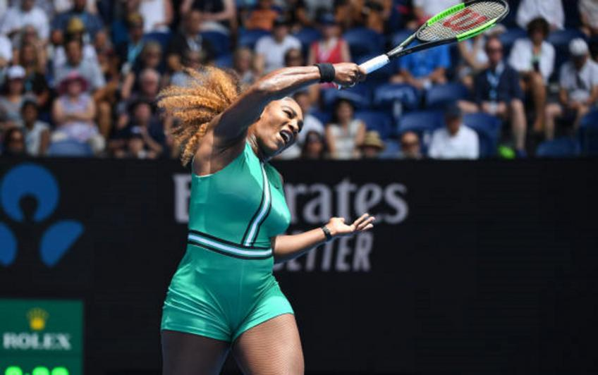 Serena Williams had heartbreaking day in Melbourne, says Annacone