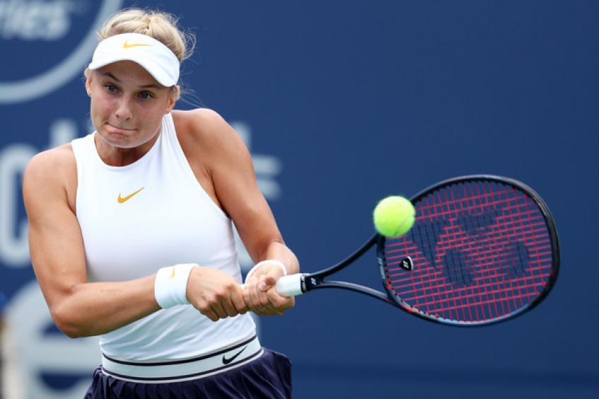 Yastremska to meet Tomljanovic in Thailand Open tennis final