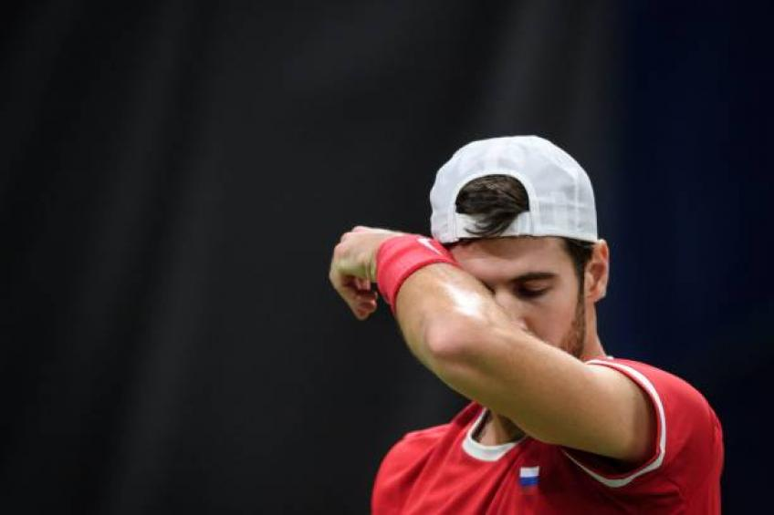 Khachanov: 'I don't want to say I want to end the season as world No. 1'