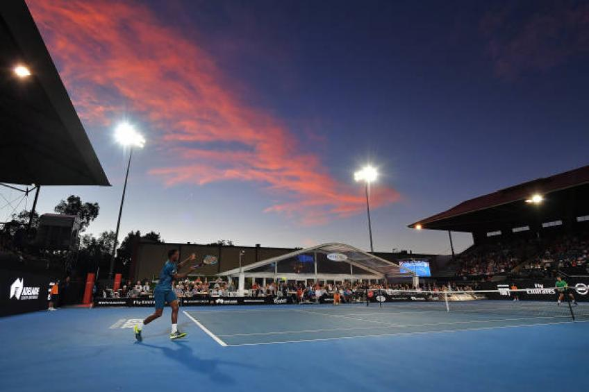 Adelaide to host ATP and WTA events in 2020