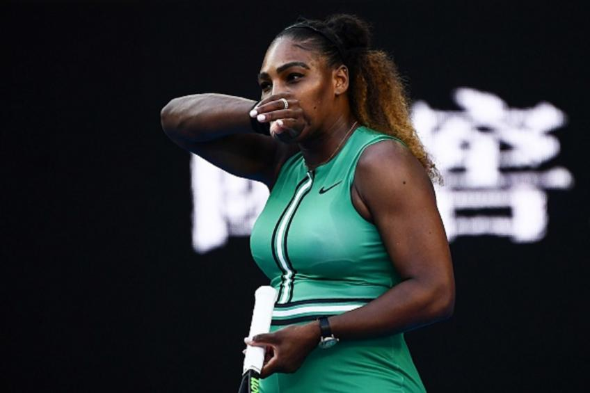 Serena Williams deserves praise and admiration, says Pavlyuchenkova