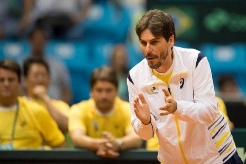 Joao Zwetsch leaves Brazilian Davis Cup squad after the Belgian disaster