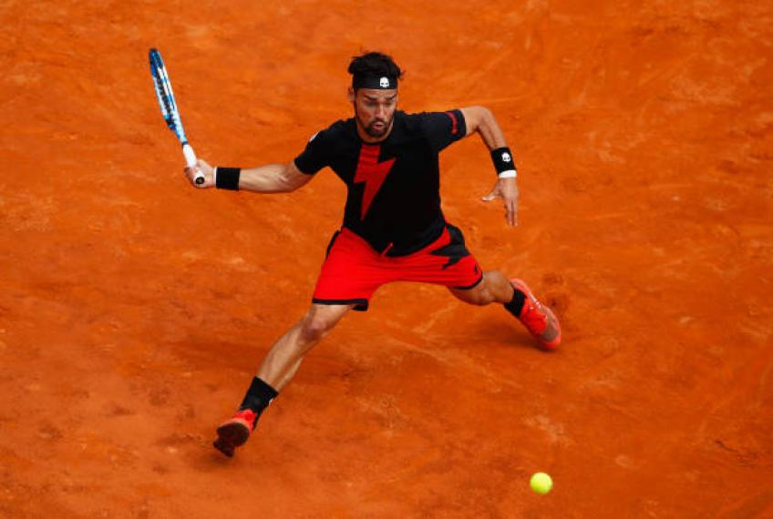Next Gen players are not humble, says Fabio Fognini