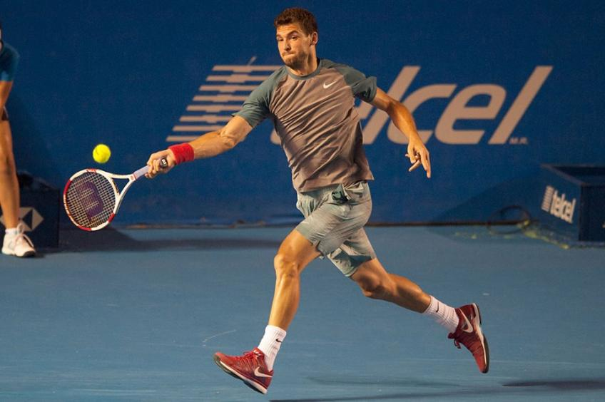 2014 champion Grigor Dimitrov withdraws from Acapulco