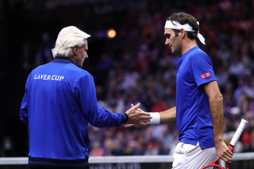 84e60c36f8 Roger Federer and Bjorn Borg to launch 2019 Laver Cup countdown in Geneva