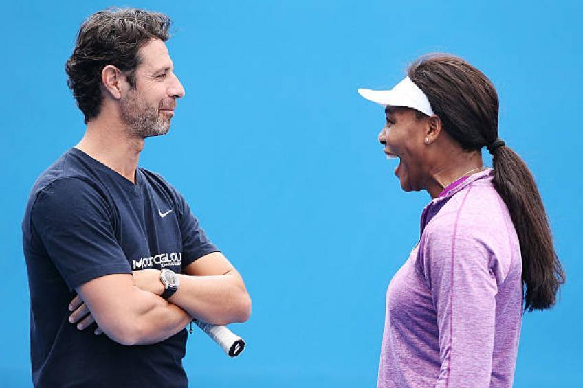 Patrick Mouratoglou speaks about importance of a coach