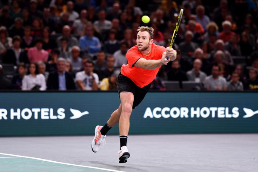 Jack Sock withdraws from New York and Delray Beach after a minor surgery