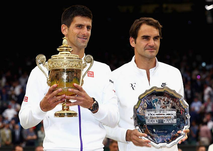 Djokovic has more chances than Federer and Nadal to win 2019 Wimbledon -Law