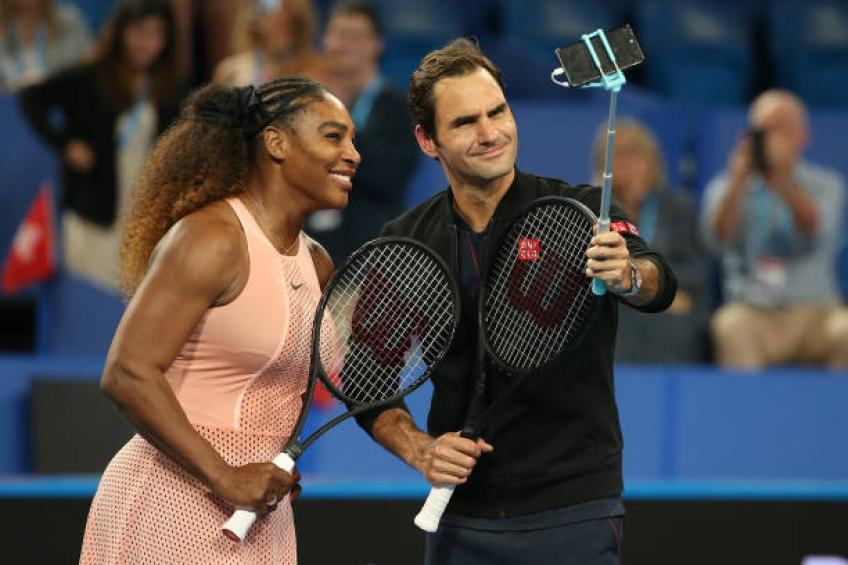 It's difficult to imagine tennis without Williams, Federer, Nadal - Coach