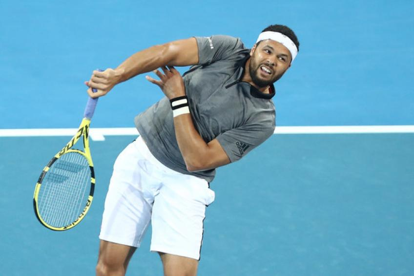 ATP Montpellier: Berdych destroys Paire. Tsonga and Krajinovic reach QF