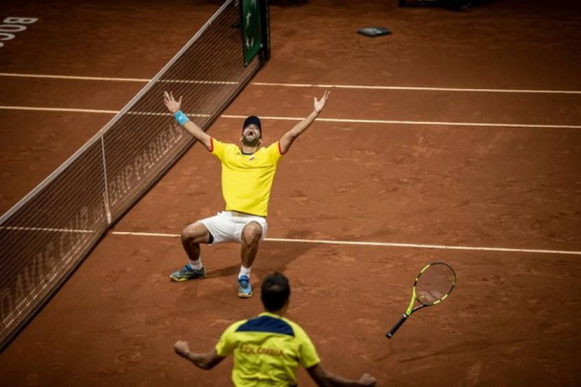 Davis Cup Group I and Group II draw - Slovakia to host Switzerland
