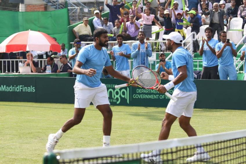 India should travel to Pakistan for Davis Cup Group I tie in September