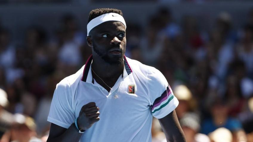 Frances Tiafoe: I want to play on big courts for many years