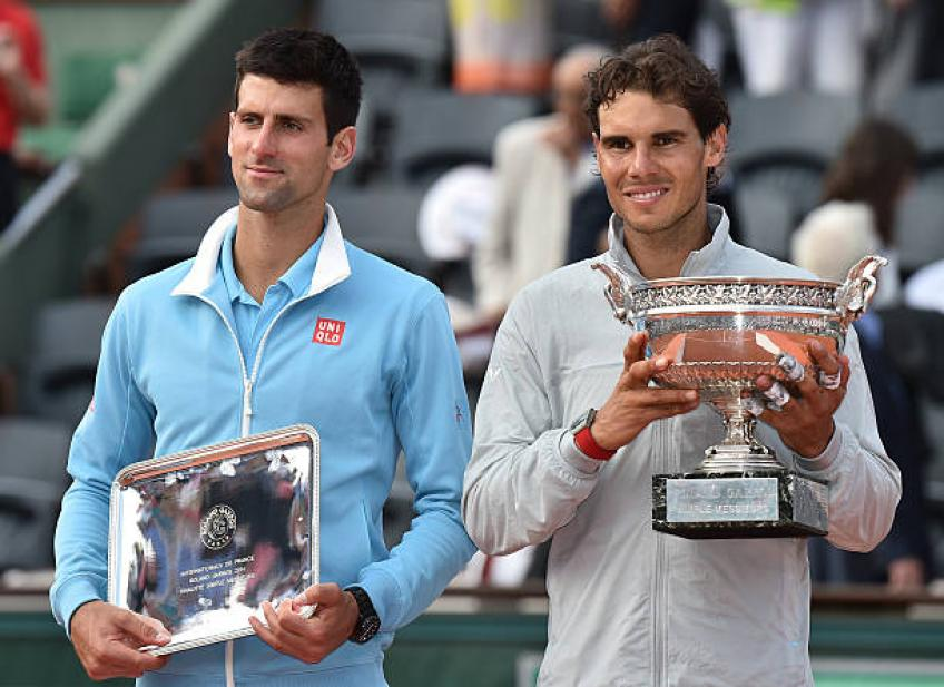 Rafael Nadal to win 2019 French Open even if there is Djokovic - Expert