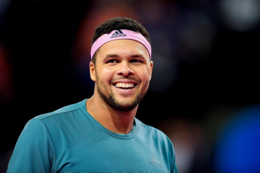 Tsonga wins ATP Tour title in Montpellier