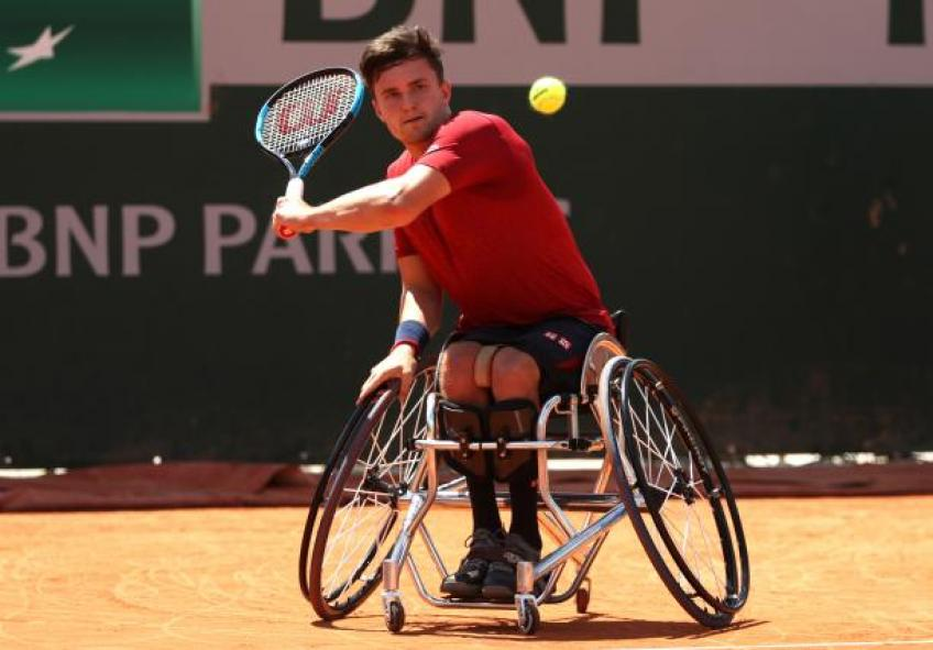 Roland Garros Adds Quad Singles and Doubles to 2019 Championships