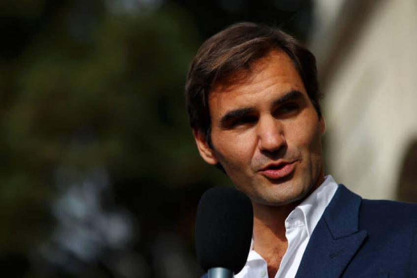 Federer speaks in front of 1,500 people: 'This is why I am still playing'