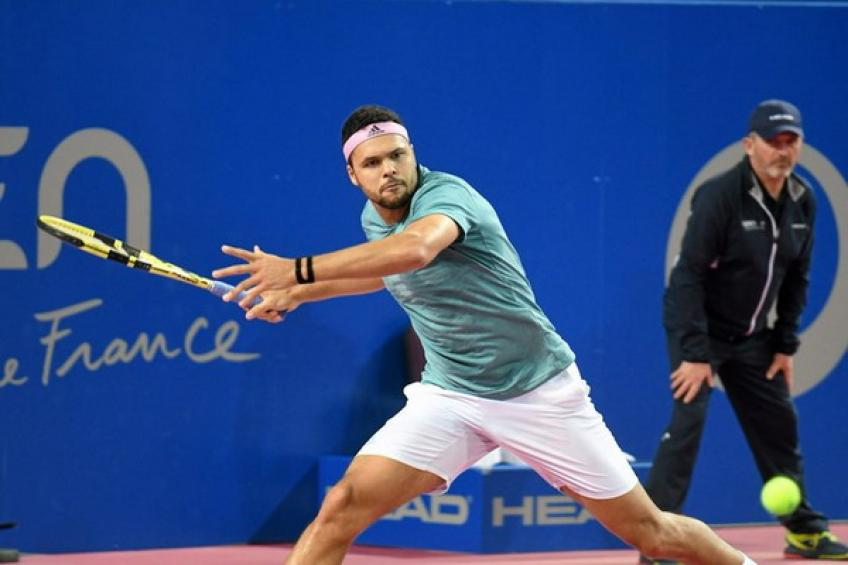 Tsonga, Herbert reach final in Montpellier — ATP roundup