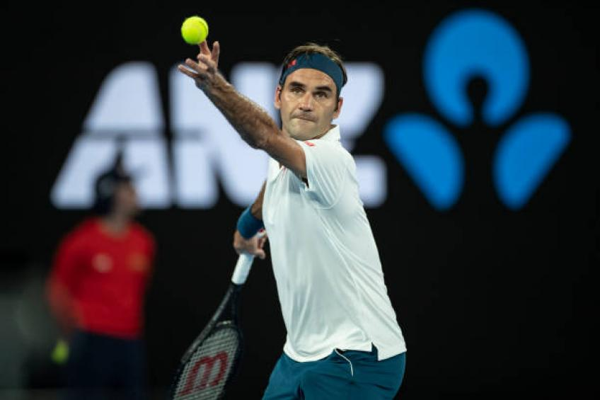 Roger Federer tries to be friendly with everyone, says table tennis player