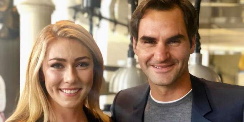 Mikaela Shiffrin reveals the advice she received from Roger Federer