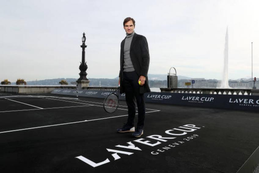 Roger Federer on Laver Cup: We want to create incredible doubles teams