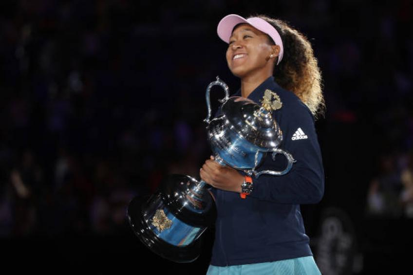Going to Haiti was a humbling experience for me, says Naomi Osaka