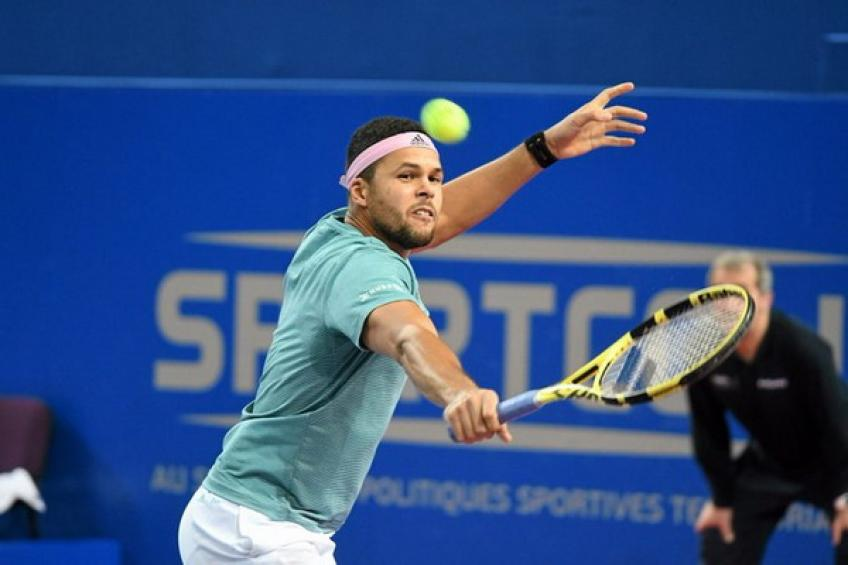 Tsonga reaches first ATP Tour final since 2017