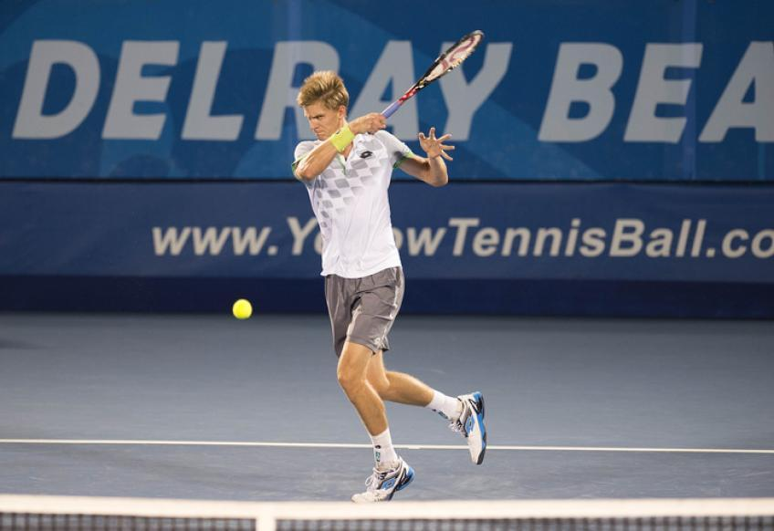 Kevin Anderson out of Delray Beach, John Isner receives wildcard