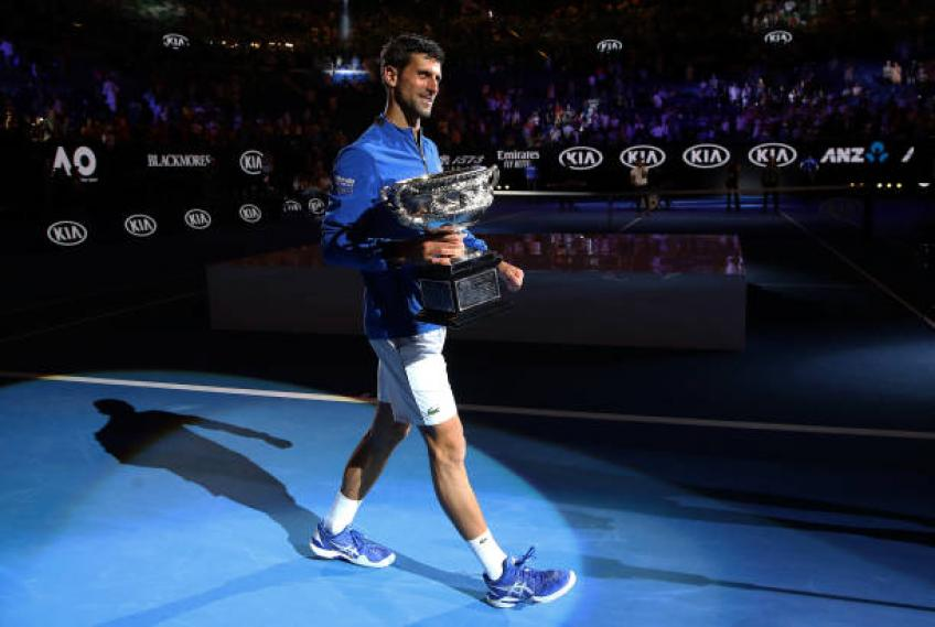 There are not enough words to praise Novak Djokovic, says Simona Halep