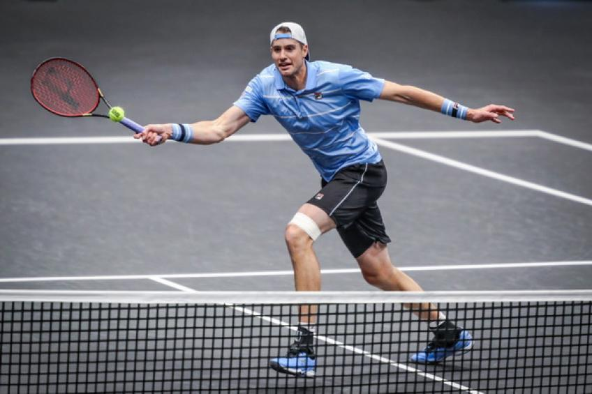 Opelka earns first Tour title with New York win over Schnur