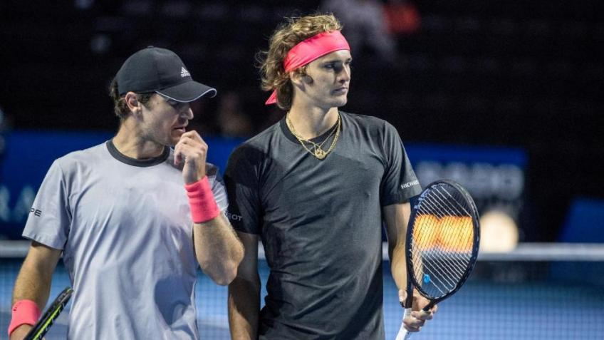Zverev Brothers To Play Doubles In Acapulco