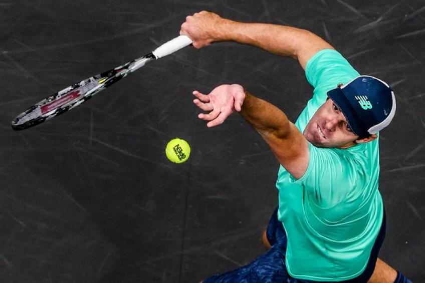 Schnur conquers Querrey to reach maiden ATP final