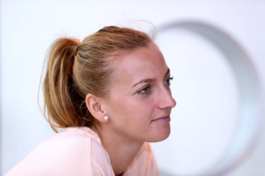 Petra Kvitova: I am finally getting over the loss to Naomi Osaka