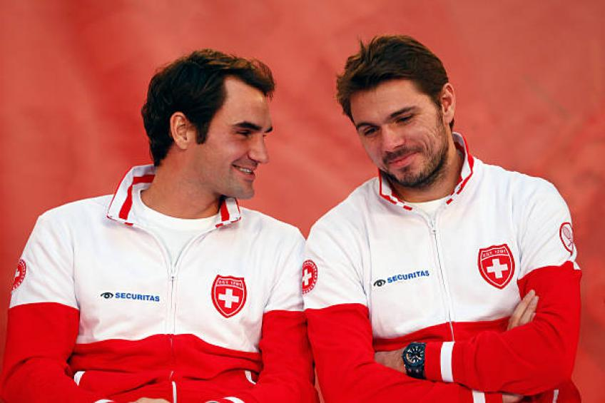 Norman praises Switzerland: 'You have Roger Federer, Wawrinka, Bencic'