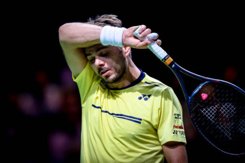 I have to keep working hard off the court, says Stan Wawrinka