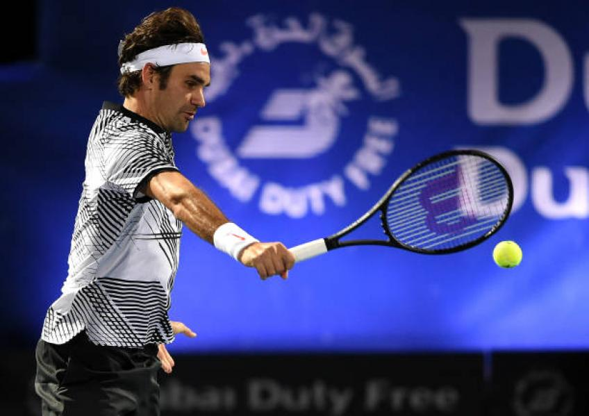 Insider reveals the player who could upset Roger Federer in Dubai