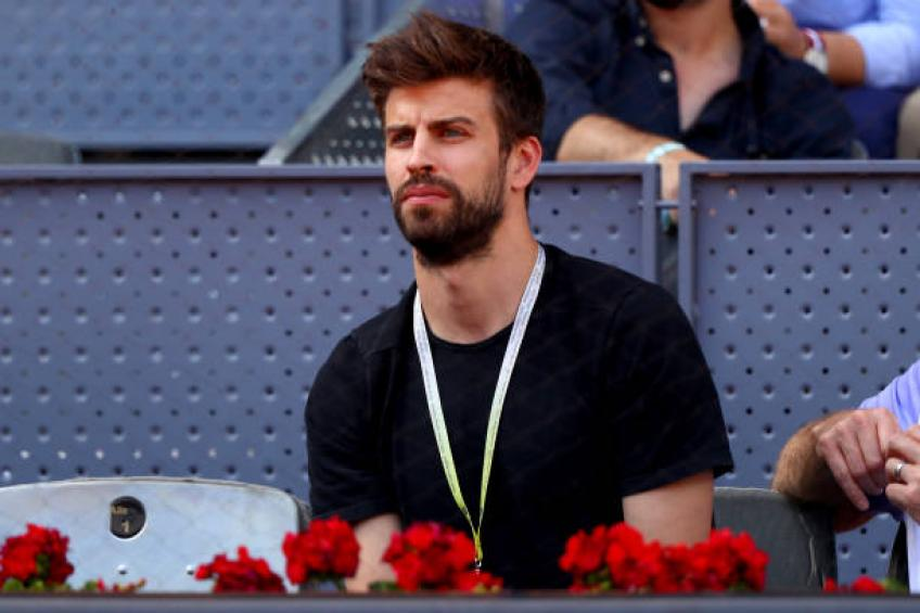 Gerard Pique reveals private conversation with Novak Djokovic