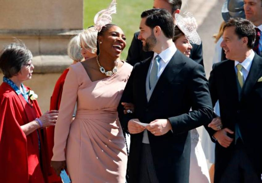 I didn't celebrate Valentine's Day with my husband, says Serena Williams