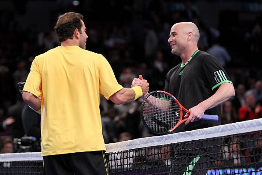 Fans got spoiled with the Sampras, Agassi, Chang, Courier era - James Blake