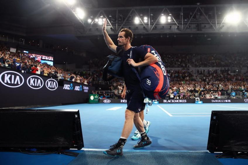 Aidan McHugh: 'It would be great to see Andy Murray start training again'