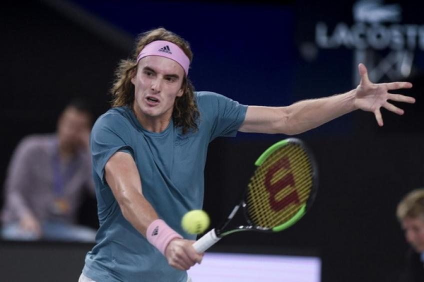 ATP Marseille: Shapovalov bows out. Tsitsipas, Simon and Humbert march on