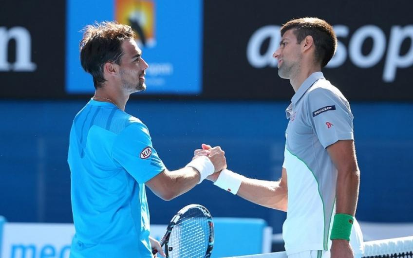 Fabio Fognini to play Indian Wells doubles with Djokovic, may withdraw