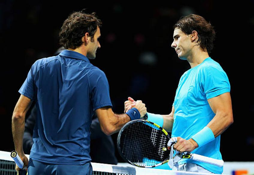 Roger Federer, Rafael Nadal had strong impact on tennis popularity - Expert
